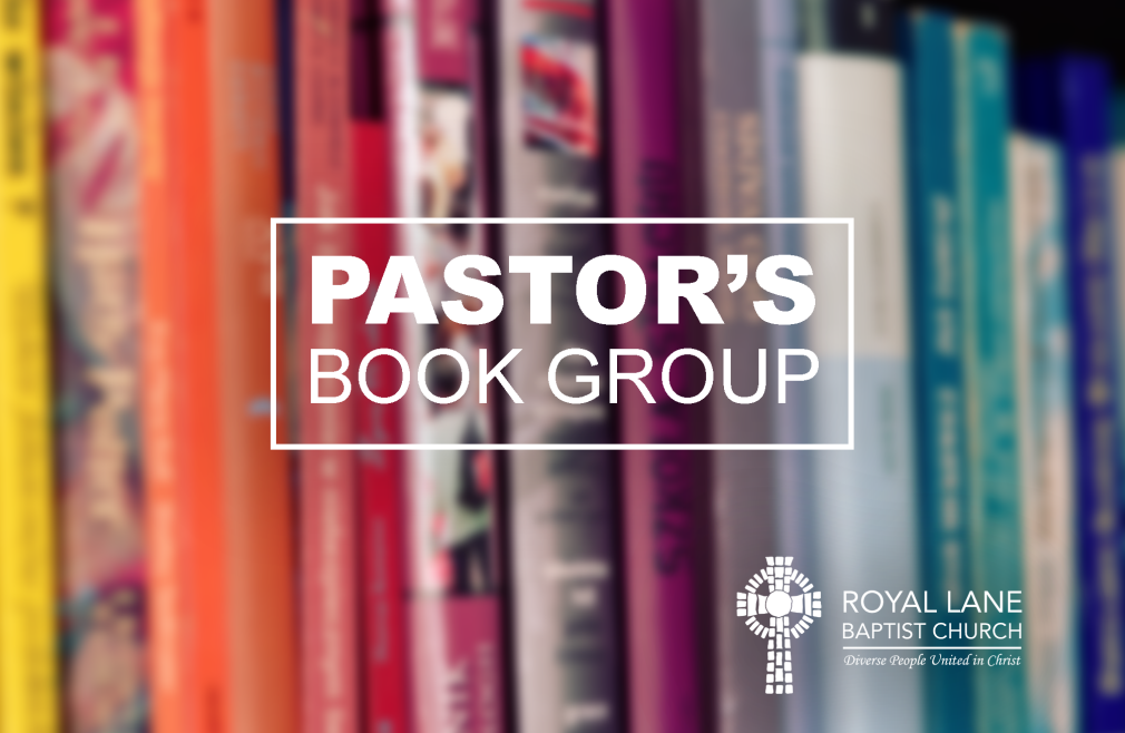 Pastor's Book Group