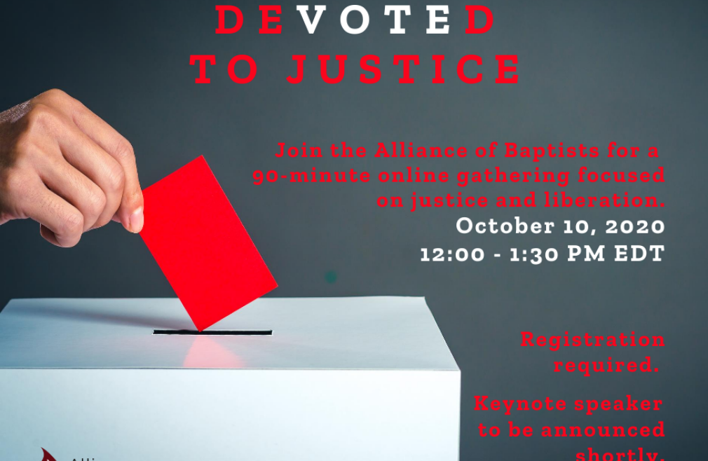 Devoted to Justice